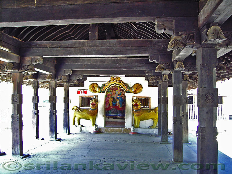 Embekke Temple Devalaya Kandy Sri Lanka Srilankaview Interiors Inside Ideas Interiors design about Everything [magnanprojects.com]