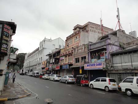 Old look of Kandy