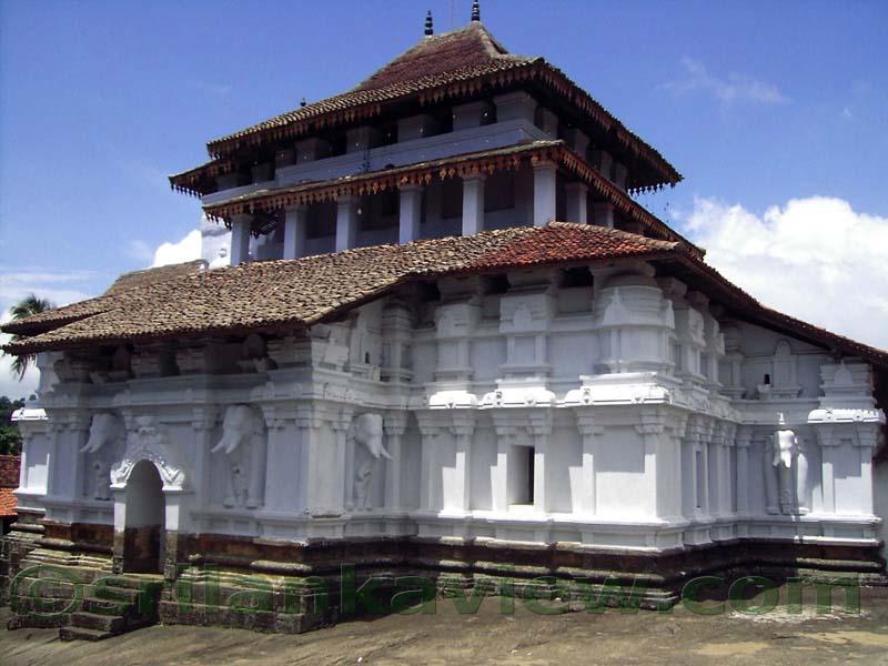 Historic Sites in Sri Lanka