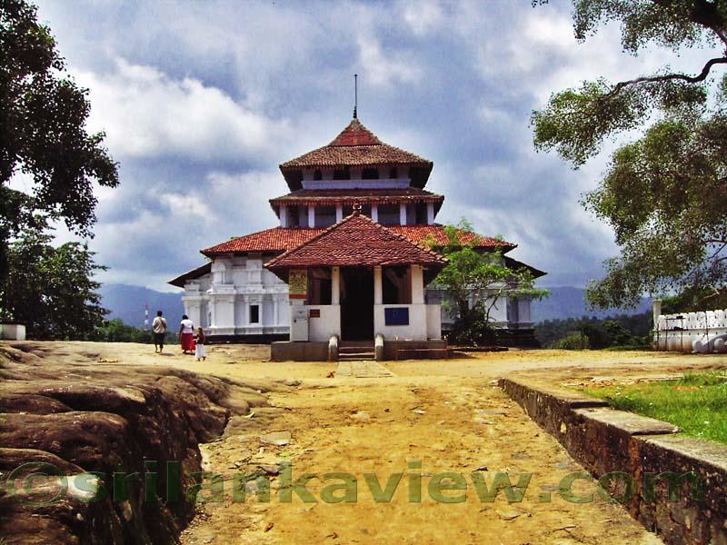 Lankatilaka Temple Kandy